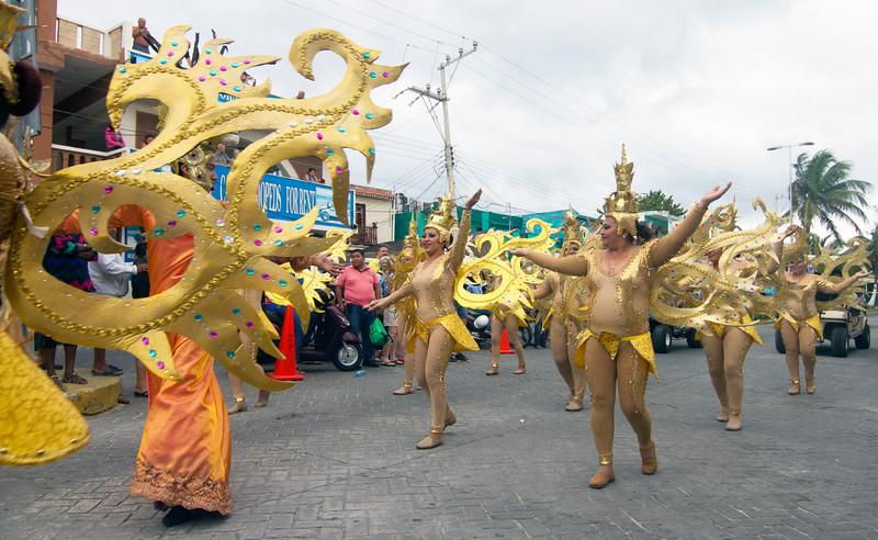 Isla Mujeres - Carnival