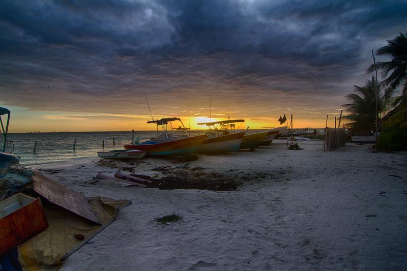 Isla Mujeres Beach