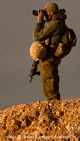 Soldier Watching Detail web