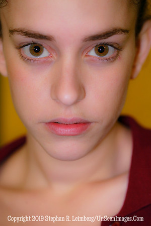 Beautiful Young Woman at Date Shop 2 web
