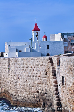 White Church Akko
