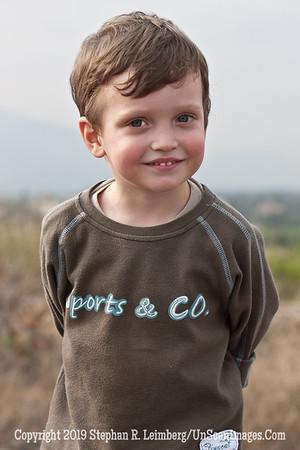 Boy with Blue Eyes web