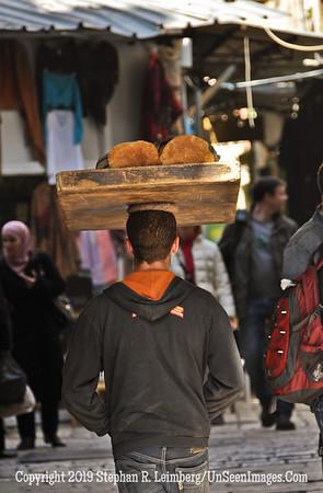 Bread on Head