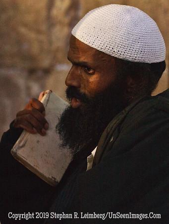 Black Jew at Wall web