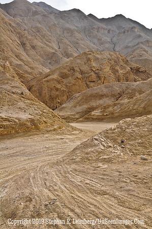 Wadi turned Jeep Trail
