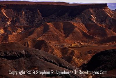 Mitzpa Ramon Crater