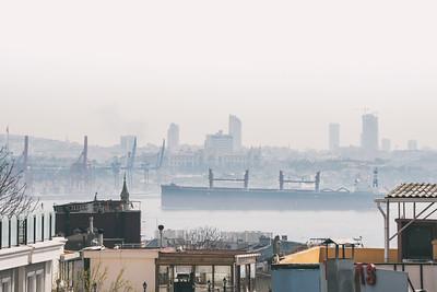 Istanbul ship