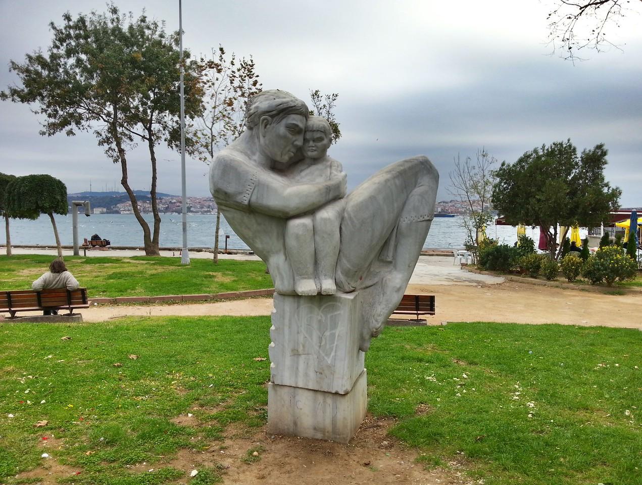 Istanbul monument