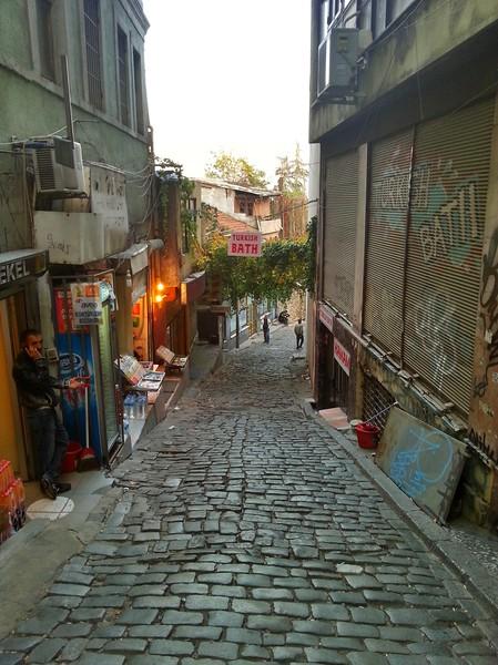 Turkish Bath - Istanbul