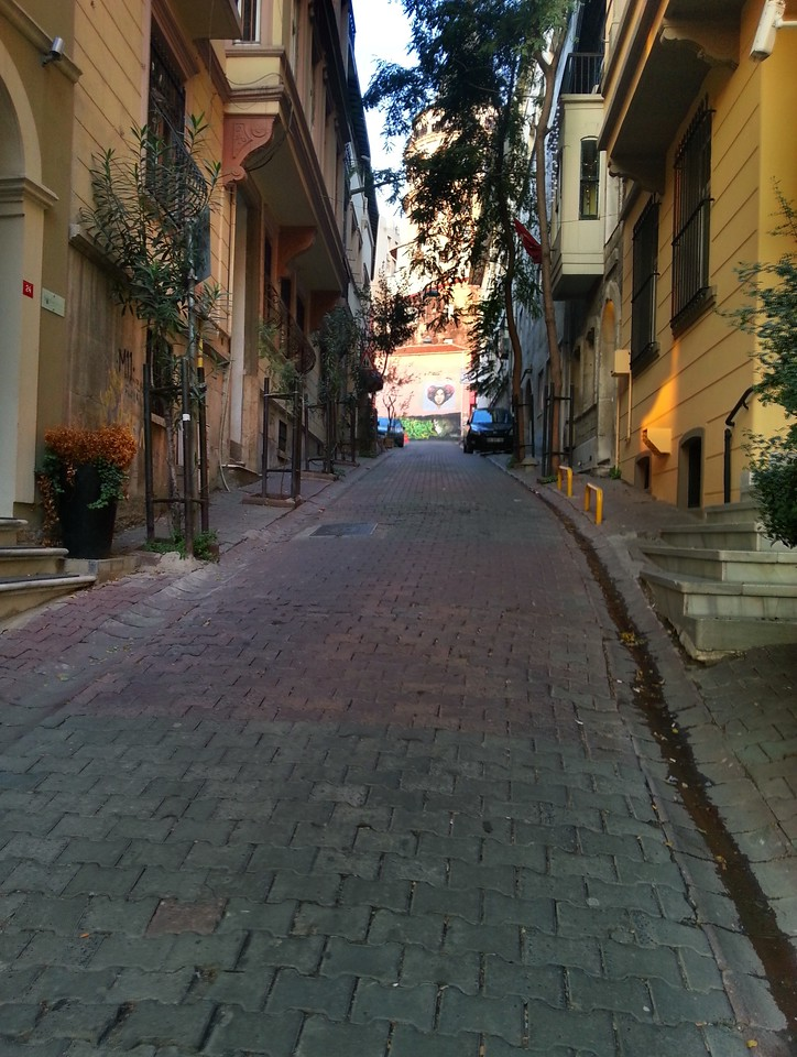 Street in Istanbul