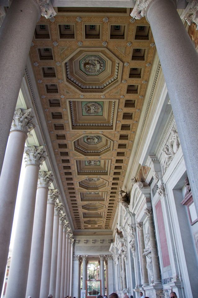 Basilica of St. Paul, Rome.