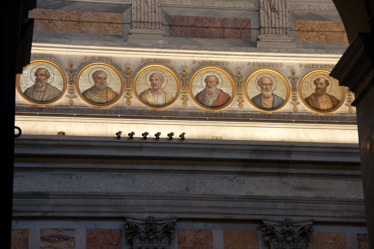 Basilica of St. Paul, Rome.