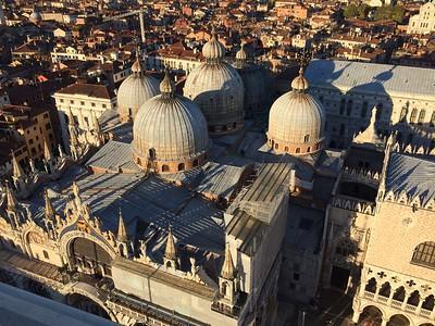 St. Mark's Basilica. Venice