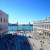 Piazzetta dei Leoncini. Venice