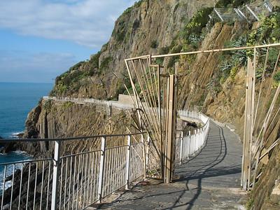 Via Dell'Amore (Walk of Love). Riomaggiore, Cinque Terre