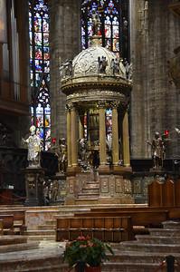 Duomo di Milano. Milan