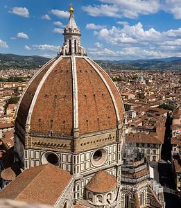 Brunelleschi Kuppel / Brunelleschi Dome