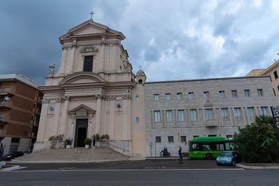 St. Francis Church, 1789, Civitavecchia, Italy