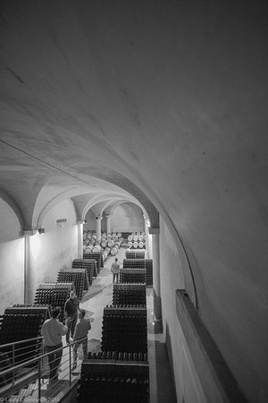 Love a wine cellar.