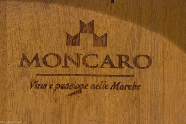 Day three and four with Moncaro.