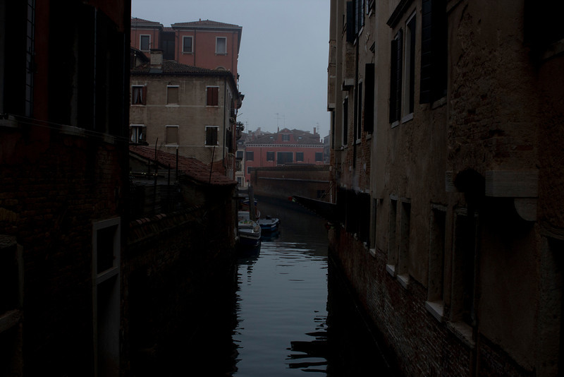 Italy, Venice, Canal SNM