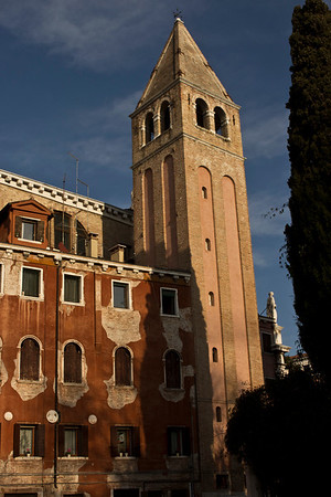 Italy, Venice, Church SNM