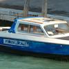 Italy, Venice, Polizia Locale Boat