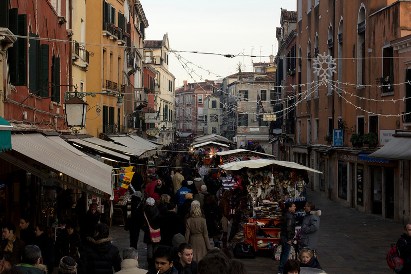 Italy, Venice, Stalls SNM
