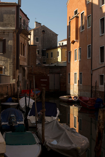 Italy, Venice, Another Canal SNM