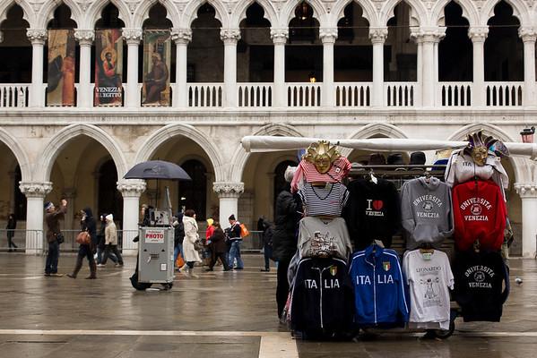 Italy, Venice, Tourist Traps SNM