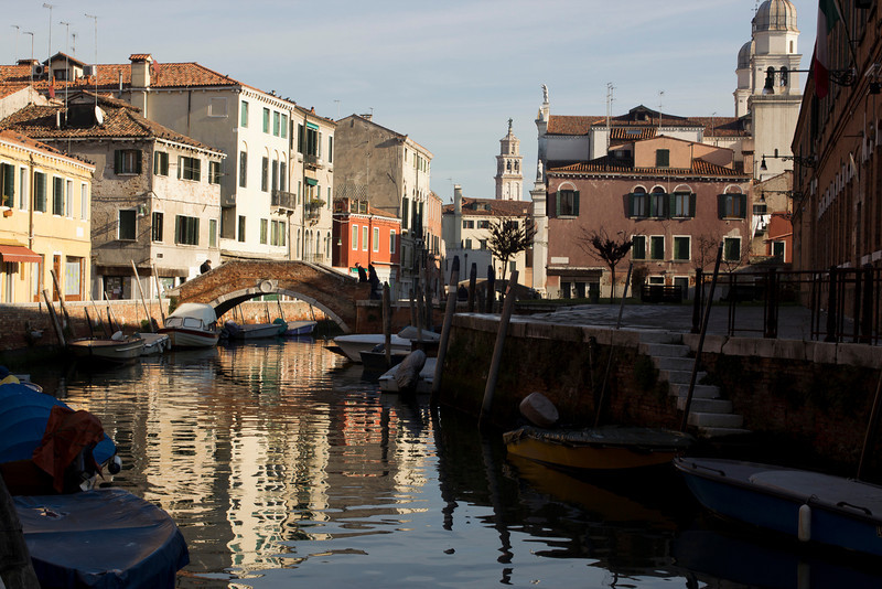 Italy, Venice, Another Canal for Something Different SNM