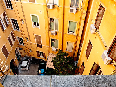 View from Niccolo's Apartment