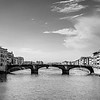 The alternate view from the Ponte Vecchio