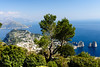 View of Capri (or Ana Capri, I don't recall which) from the top.