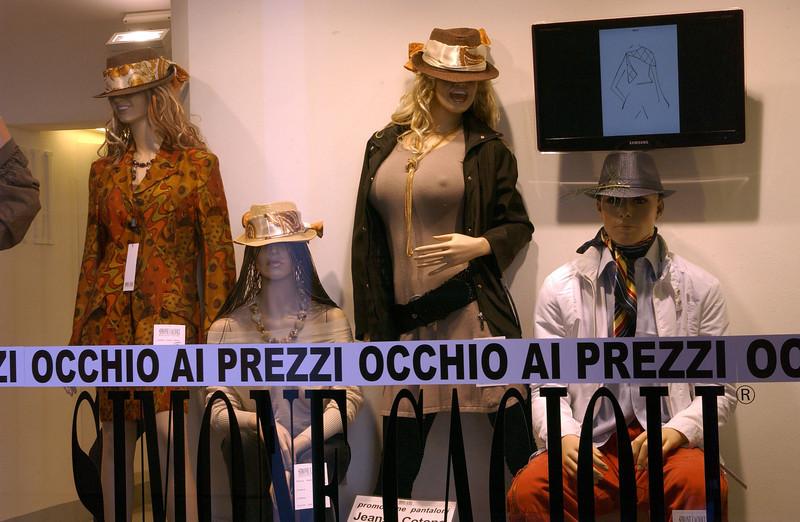 Lucca - Via de Buia Dummies
