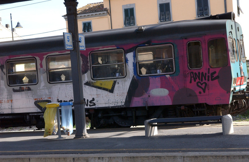 Lucca - Funky Train