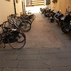 Lucca push bikes and motorbikes 2