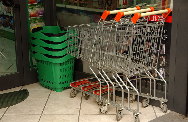 Lucca - Shopping Trolley