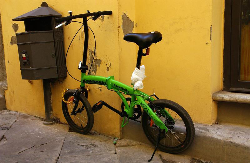 Lucca - Little Green Bike