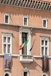 370-6065 Mussolini Balcony - Piazza Venezia, Rome, September 10, 2013