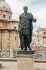 368-6038 Julius Cesar and Chiesa dei Santi Luca e Martina, Rome, September 10, 2013