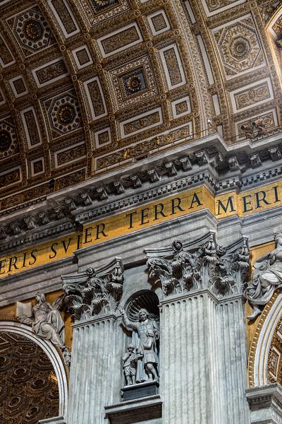 359-5515 St  John Baptist de la Salle, St Peter's Basilica, Vatican City, September 09, 2013