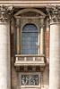 360-5535 New Pope's Balcony, St Peter's Basilica, Vatican City, September 09, 2013