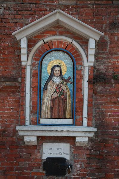 Mosaic in Venice, Italy