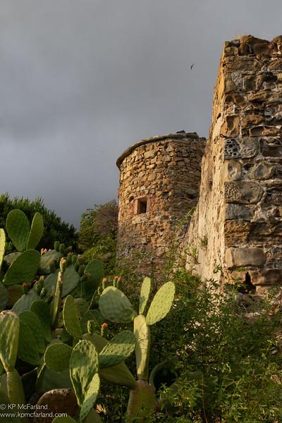 Castle of Riomaggiore