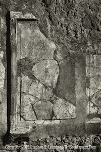 Ancient Window - B&W Copyright 2015 Steve Leimberg - UnSeenImages Com DSCF0097 - Copy - Copy