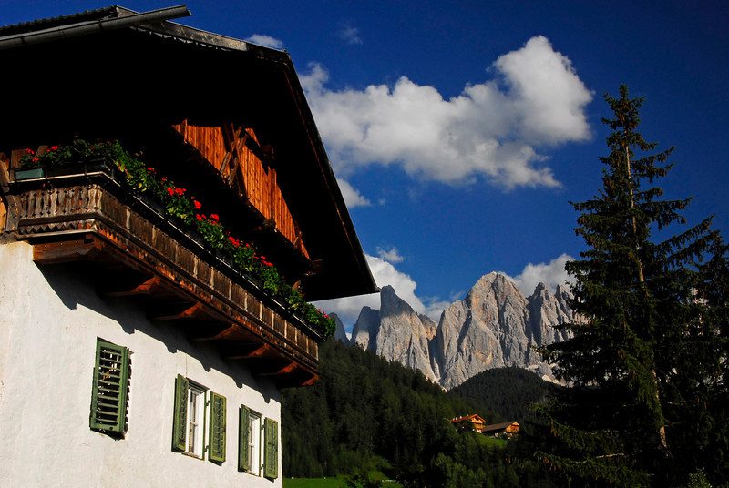 Chalet - St. Magdalena, Italy