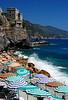 Cinque Terra - Beach at Monterosso, Italy