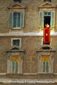 The Pope - Copyright 2015 Steve Leimberg - UnSeenImages Com DSCF0058