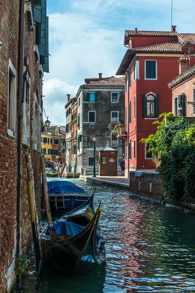 An Evening on the Grand Canal